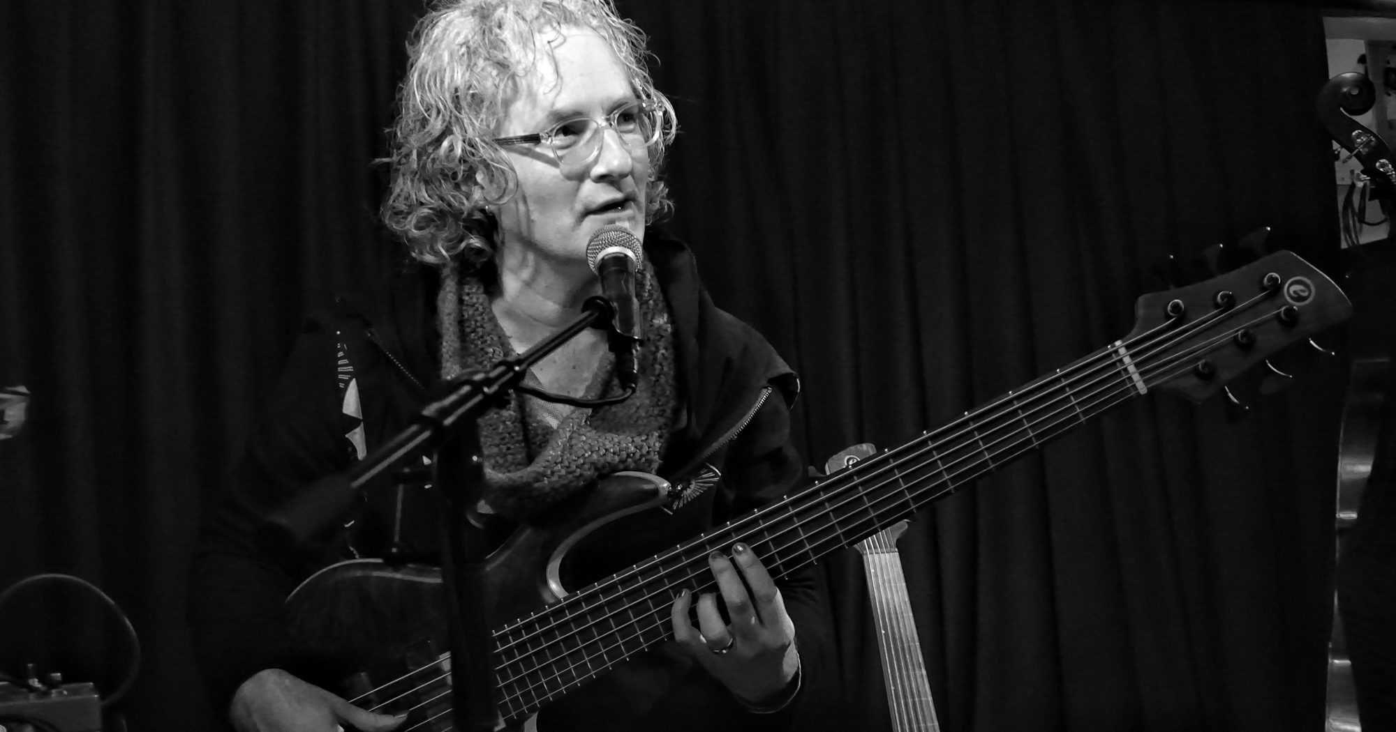 Steve Lawson - Gigs